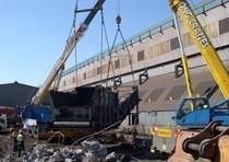 Демонтаж конструкций из металла в Кирове